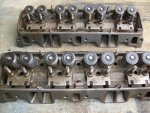 461 Double Hump Heads 2 02 1 60 Valves SMALL BLOCK CHEVY