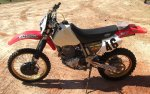 Honda XR400 with mods | GON Forum