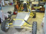 fastest thing ever!!!!! gsxr 1000 mini sand rail sale/trade | GON Forum